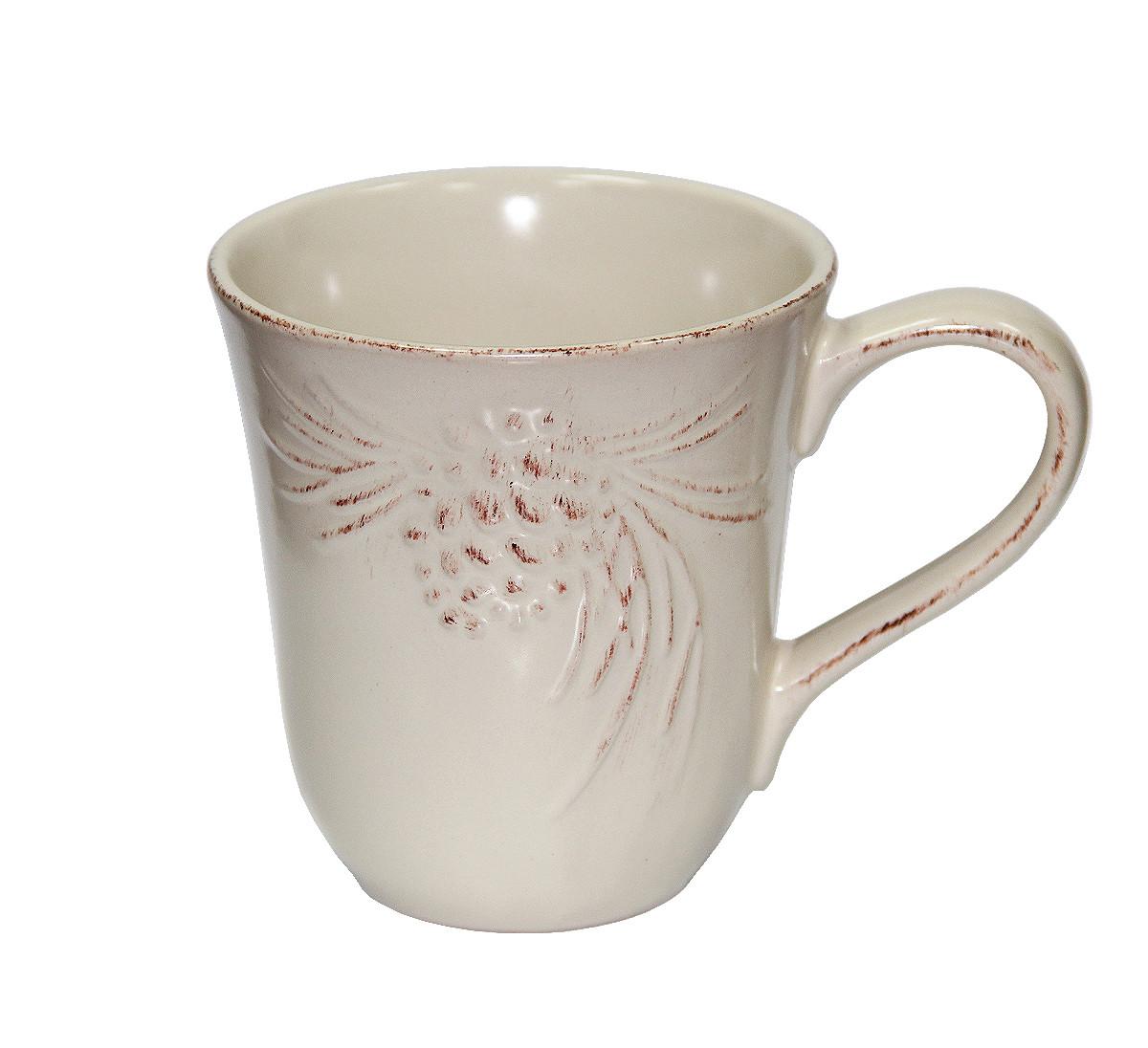 Керамическая чашка Прованс Классик, 400 мл
