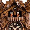 Часы с кукушкой HOENES-8682/5Tnu (620 мм) [Дерево], фото 5