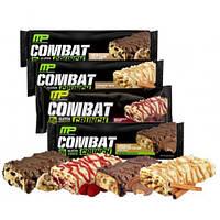 Протеиновые батончики MusclePharm Combat Crunch Bar 63 г (1 шт.)