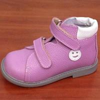 Ботинки Ортопедические Детские для девочек Качечка., фото 1