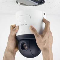 Монтаж видеокамеры в помещении