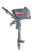 Лодочный мотор Fisher T2.5BMS (2,58 л.с., 2-тактный)