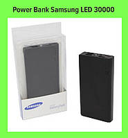 Power Bank Samsung Повер Банк LED 30000