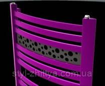 Сушка для рушників у ванну 480x500 Обігрівач