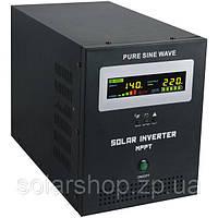 Автономный инвертор 2000ВА (1400Вт), 24В + MPPT контроллер 40А 24В, AXEN.IS-2000