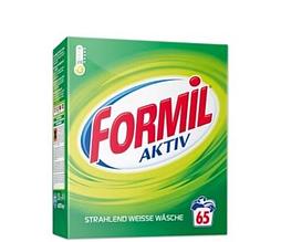 Порошок для стирки Formil Actif 65ст  4,225кг