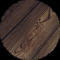 Массивная доска из дуба 300-1500*100*15 мм GOTIC
