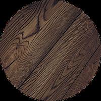 Массивная доска из дуба 300-1500*120*15 мм GOTIC