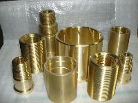 Бронзовая втулка БрОЦС 5-5-5 335х285 мм (внешний х внутренний диаметр) в наличии и под заказ