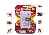 Отпугиватель грызунов Riddex (Pest Repelling Aid), электронный