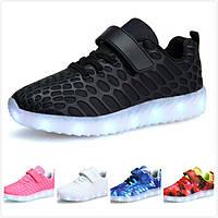 Светящиеся кроссовки, детские, подростковые, led кроссовки со светящейся подошвой