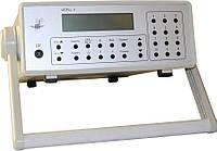 Установка для калибровки и проверки работоспособности приборов серии ИТРЦ ИТРЦ-У