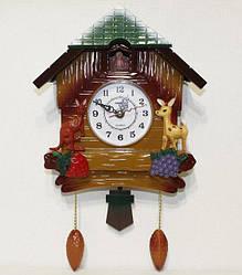 Настенные часы KK-2358 (250х230х80 мм) [Пластик]