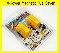 Магнит для экономии топлива X-Power Magnetic Fuel Saver