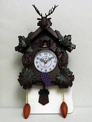 Настенные часы KK-2363 (380х220х120 мм) [Пластик]