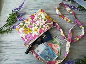 Детская сумка Розовая поляна, фото 2
