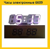 Часы электронные 6609!Акция