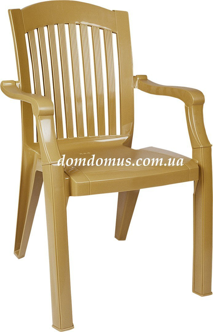 Кресло пластиковое Klasik, Siesta, Турция
