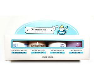 Etude House Cream Minimi Kit Набор увлажняющих кремов