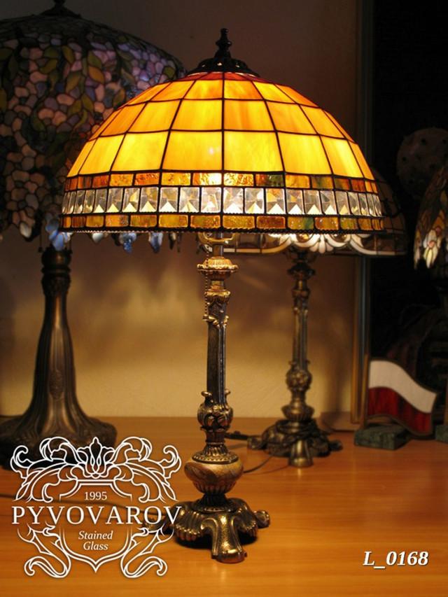 Настольная Лампа Тиффани в кабинет