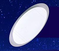 Накладной светодиодный светильник люстра LED Z-Light ZL70002 48W 3000K-6500K с пультом