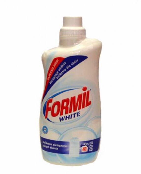 Гель для стирки Formil для белого белья 41ст 1,5л