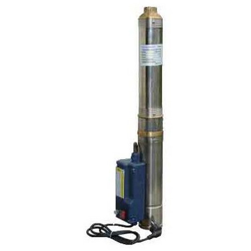 Скважинный насос ASP 3E-55-90 Aquario Hmax-78 м, Qmax-5.6м3/ч