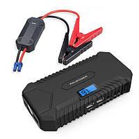 Jump starter портативный аккумулятор для запуска автомобильного двигателя