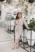 Женский костюм большого размера +цвета, фото 1