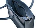 Портфель для документов VS231 blue  35х27х9 см, фото 2