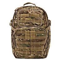 """Рюкзак тактический """"5.11 Tactical MultiCam RUSH 24 Backpack"""", Multicam, фото 1"""