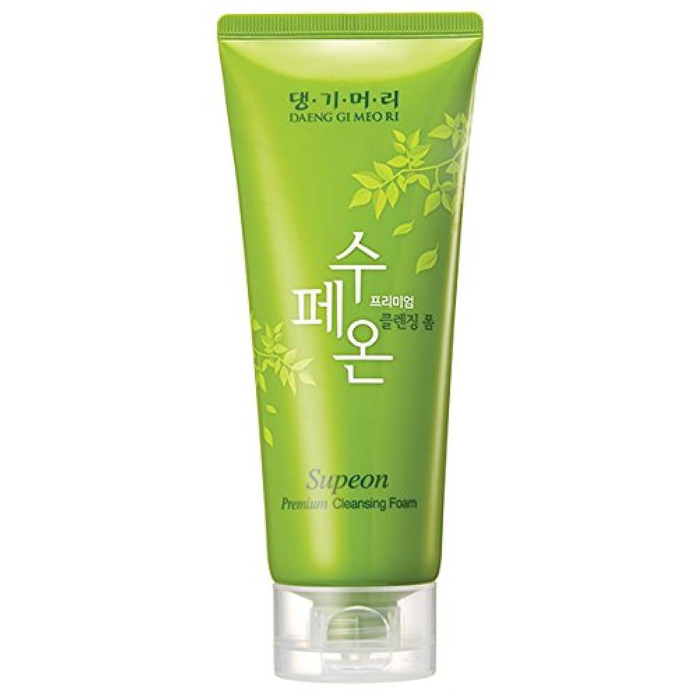 Премиальная пена для умывания лица DAENG GI MEO RI Supeon Premium Cleansing Foam - 150 мл