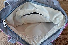 Стильная эко сумка с котиками, фото 3