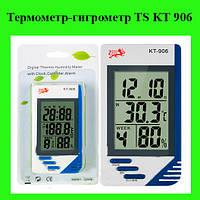 Термометр-гигрометр TS KT 906!Акция