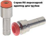 Штепсельные соединители c латунным корпусом (push-in), фото 7