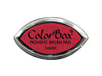 Пигментные чернила ColorBox Pigment Cat's Eye Ink Pad — Scarlet