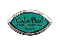 Пигментные чернила ColorBox Pigment Cat's Eye Ink Pad — Turquoise