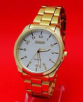 """Мужские наручные часы с металлическим браслетом """"Фаустино"""""""