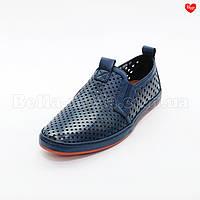 Мужские спорт-туфли перфорированные Cosottinni