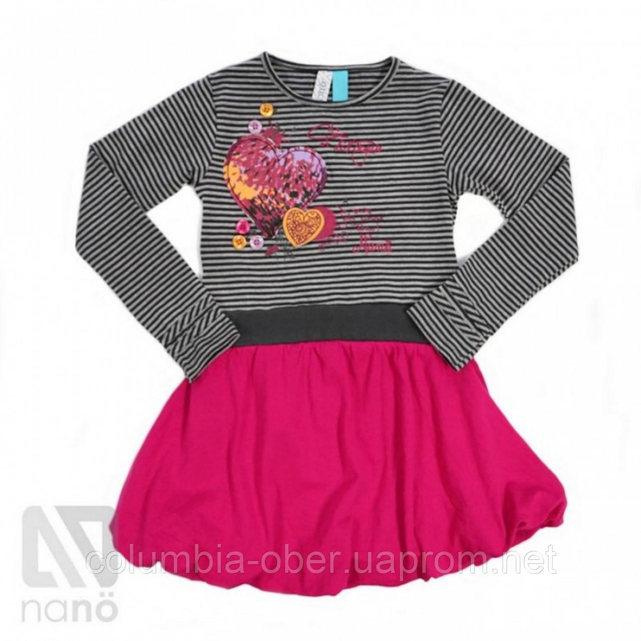 Платье для девочки Nano F1402-11 Lollipop. Размеры 75-135.