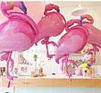 Воздушный шар гигант Розовый Фламинго Flamingo, фото 2