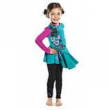 Платье-туника для девочки Nano F1420-04 Peacock. Размеры 92-142. , фото 2