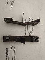Рычаг механизма сцепления Матиз 0,8 (GM) (Лапка троса сцепления Матиз) бу