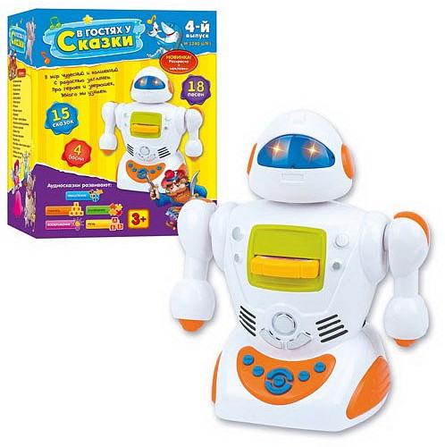 В гостях у сказки робот выпуск  M 1240 U/R