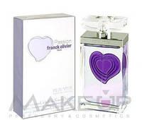 Женская парфюмированная вода Franck Olivier Passion W edp 25