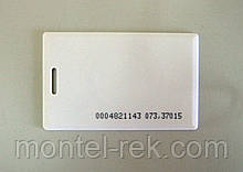 RFID ідентифікатор водія