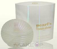 Женская парфюмированная вода Franck Olivier Pearl'S W edp 25