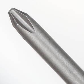 Комплект отверточных насадок PH2*150 мм уп. 10 шт. INTERTOOL VT-0073, фото 2
