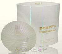 Женская парфюмированная вода Franck Olivier Pearl'S W edp 50