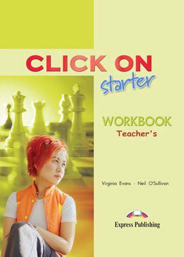Click On Starter Teacher's Workbook